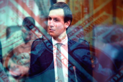 Jared Kushner hid one of his companies on a disclosure form — then profited