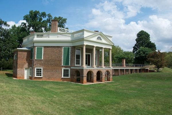 Slave House Unearthed At Site Of Thomas Jefferson S Plantation Estate