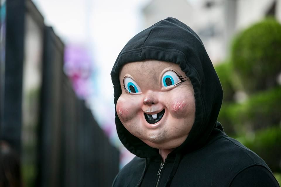 The Story Behind 'Happy Death Day''s Creepy Baby Mask and