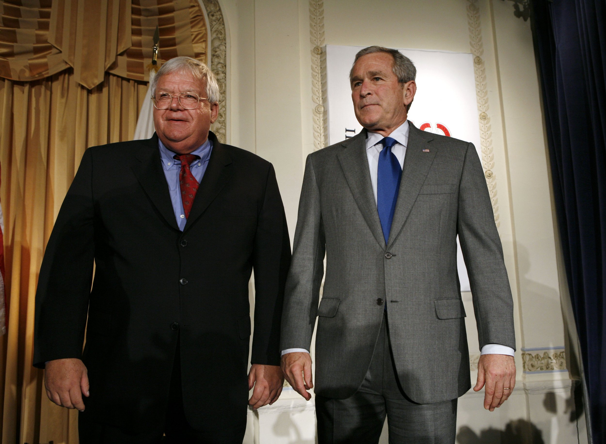 Former House Speaker Dennis Hastert explains what's wrong with Trump's Congress