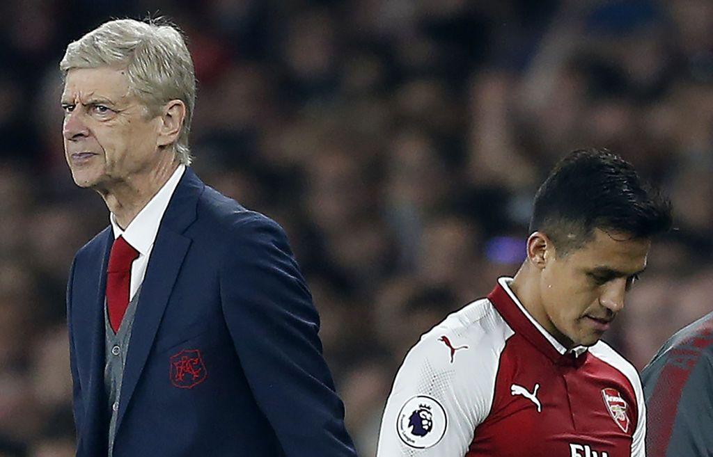 Wenger and Sanchez