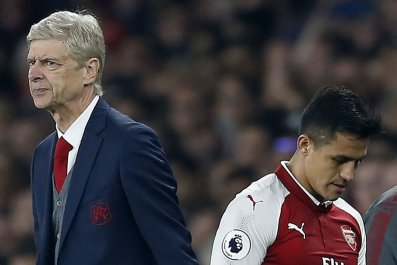 Wenger and Sanchez