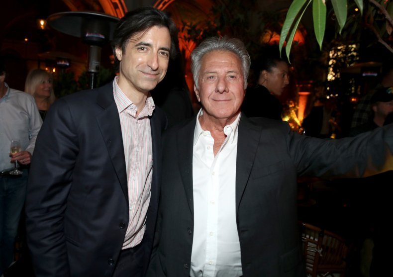 Noah Baumbach Dustin Hoffman
