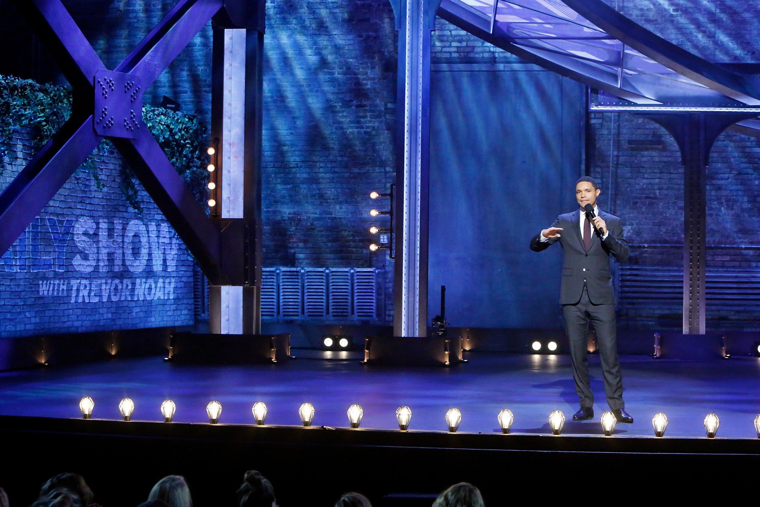 Daily Show with Trevor Noah