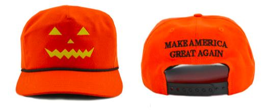 Halloween maga hats
