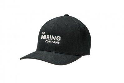 Elon Musk Boring Company hat