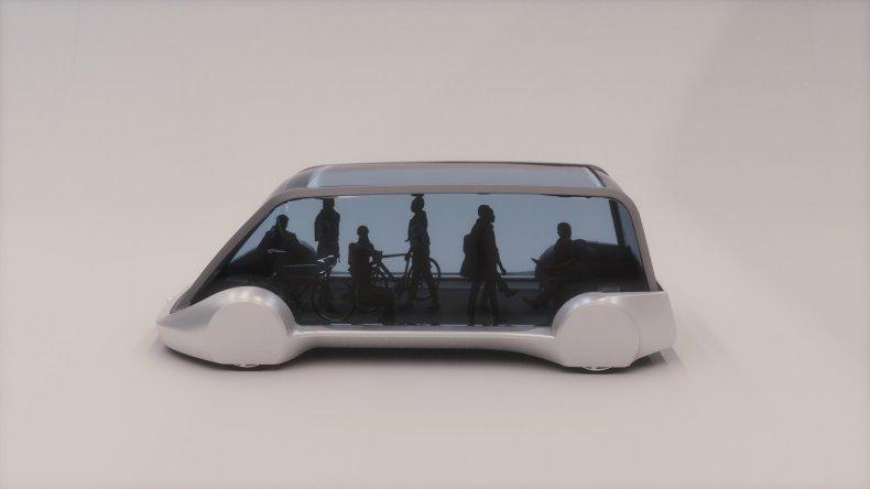 the boring company pod design