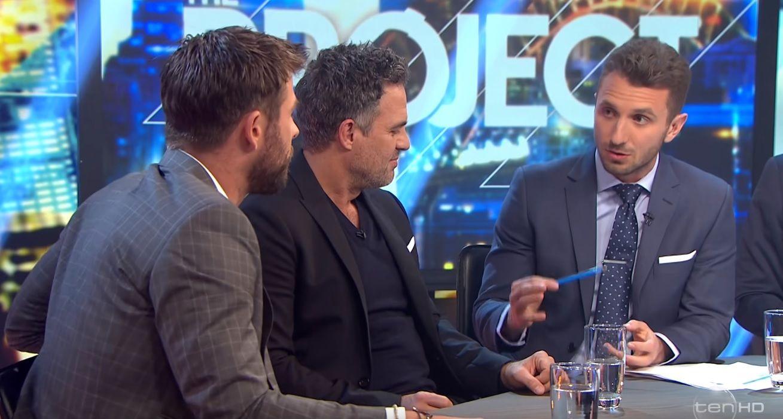 Thor: Ragnarok spoilers on Australian TV