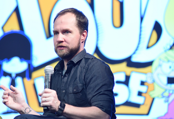 Chris Savino suspended by Nickelodeon after harassment allegations