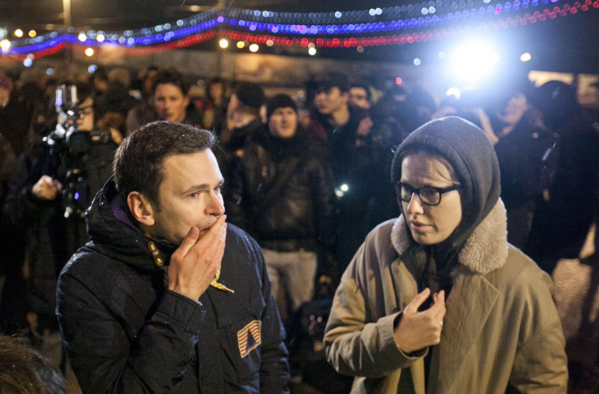 Sobchak and Yashin nominated for Couple of years 06/09/2012 12
