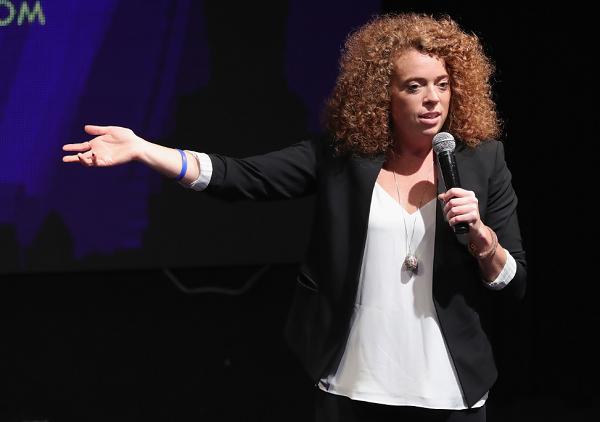 Michelle Wolf gives a solution to Harvey Weinstein's sexual harassment