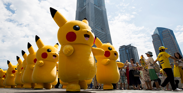 New Pokemon Go monsters set to debut in time for Halloween