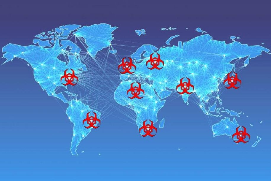 hackers botnet internet of things ddos