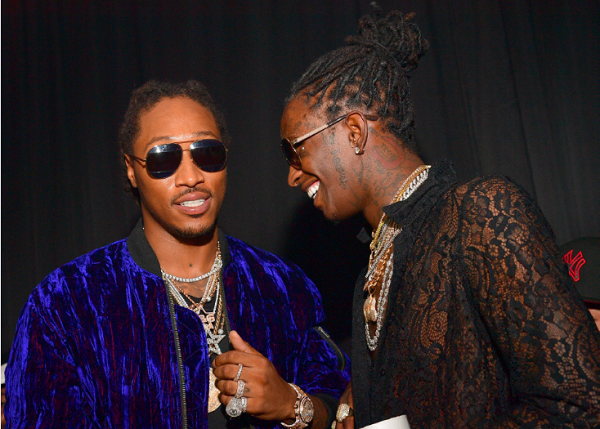 Future and Young Thug release surprise mixtape 'Super Slimey'