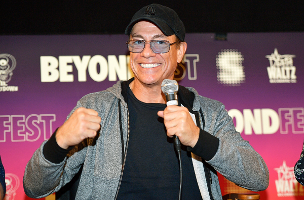 Jean-Claude Van Damme makes film return with Amazon series