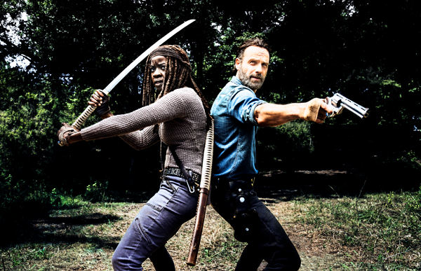 The Walking Dead and more shows premiering this week