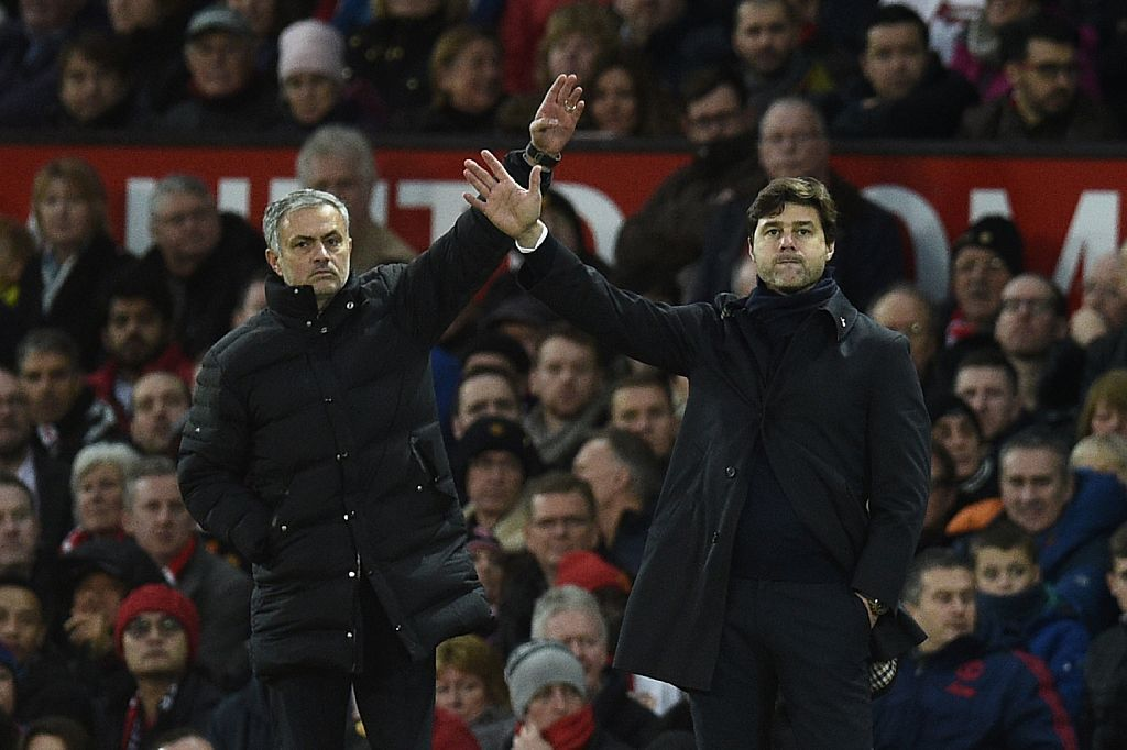 Mourinho and Pochettino