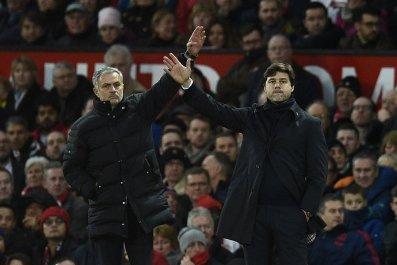 Mourinho and Pochettino