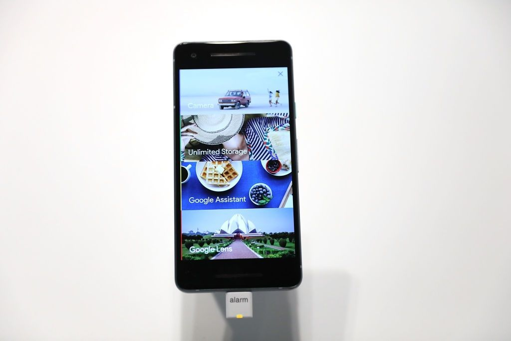 Google Pixel 2 XL recall