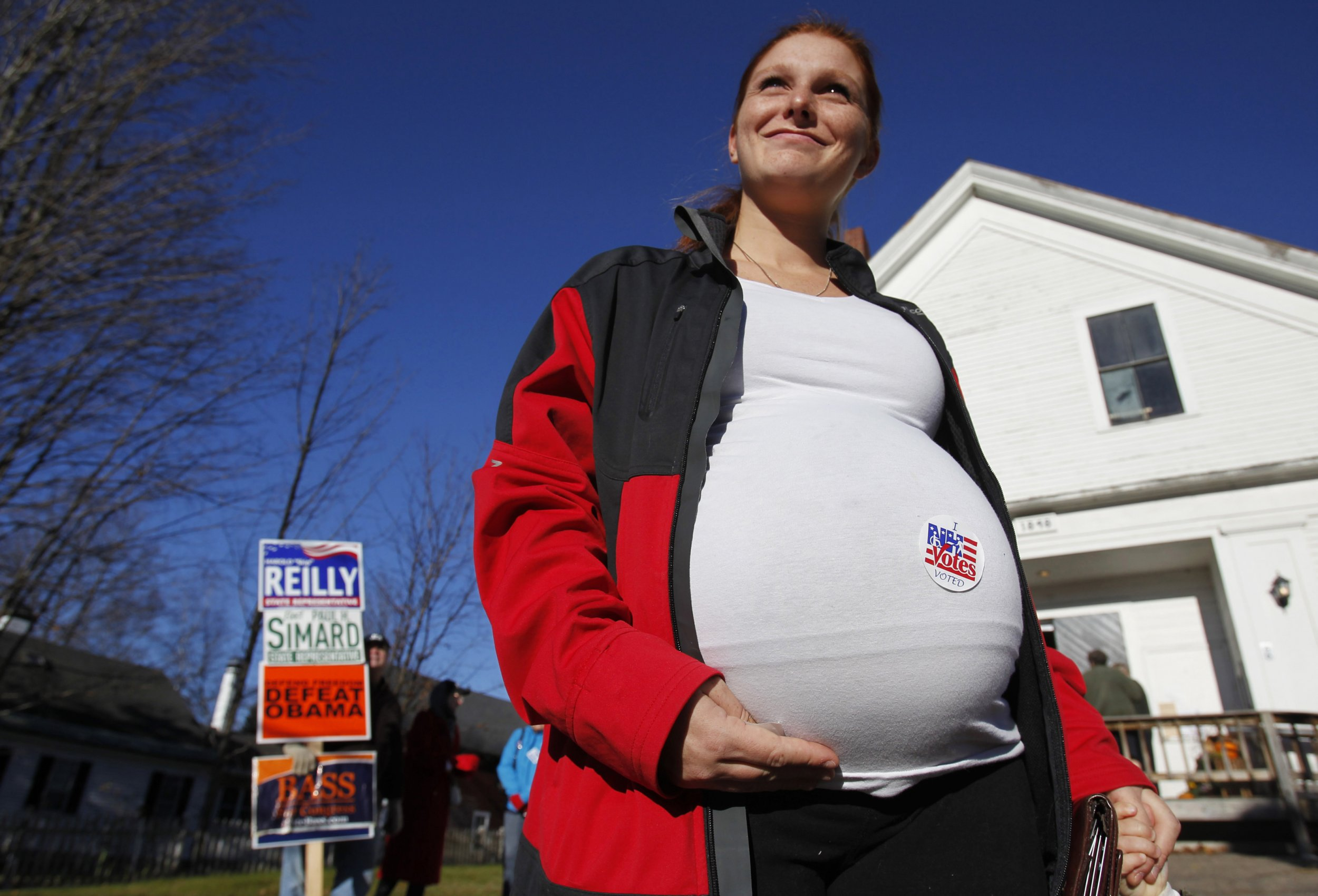 A new report shows how little we know about maternal mortality in the United States