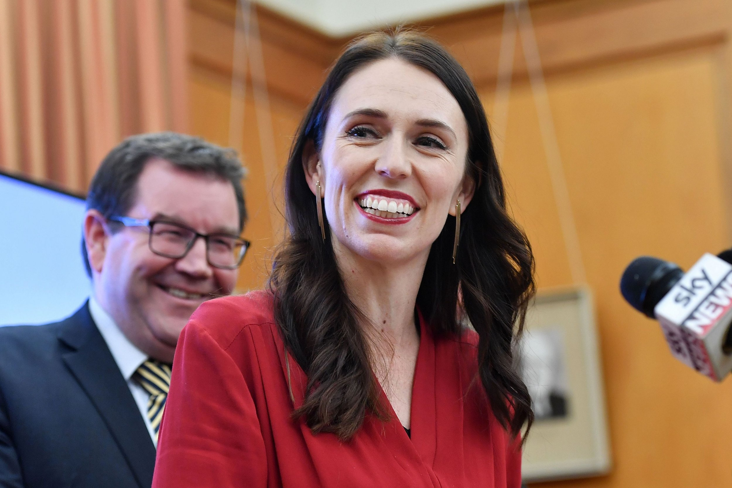 Jacinda Ardern Gallery: Who Is Jacinda Ardern? The New 'Trudeau-Like' Leader Of