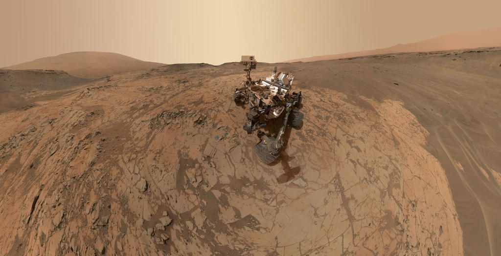 10_24_Mars Curiosity rover