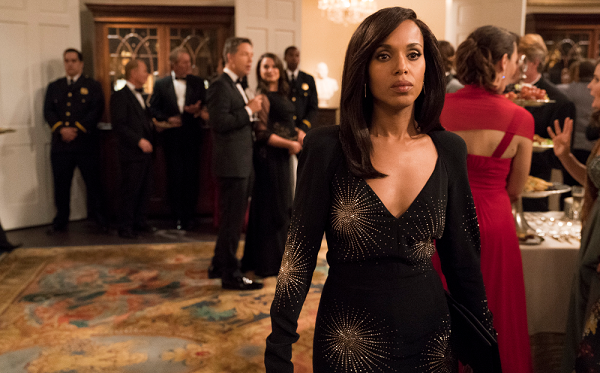 Olivia Pope's best looks in 'Scandal' history