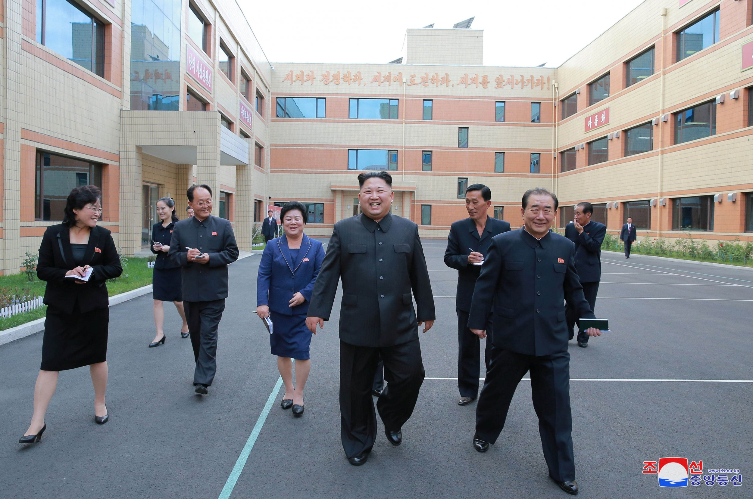 Watch North Koreas Kim Jong Un Visits Trump Tower And Nyc Landmarks