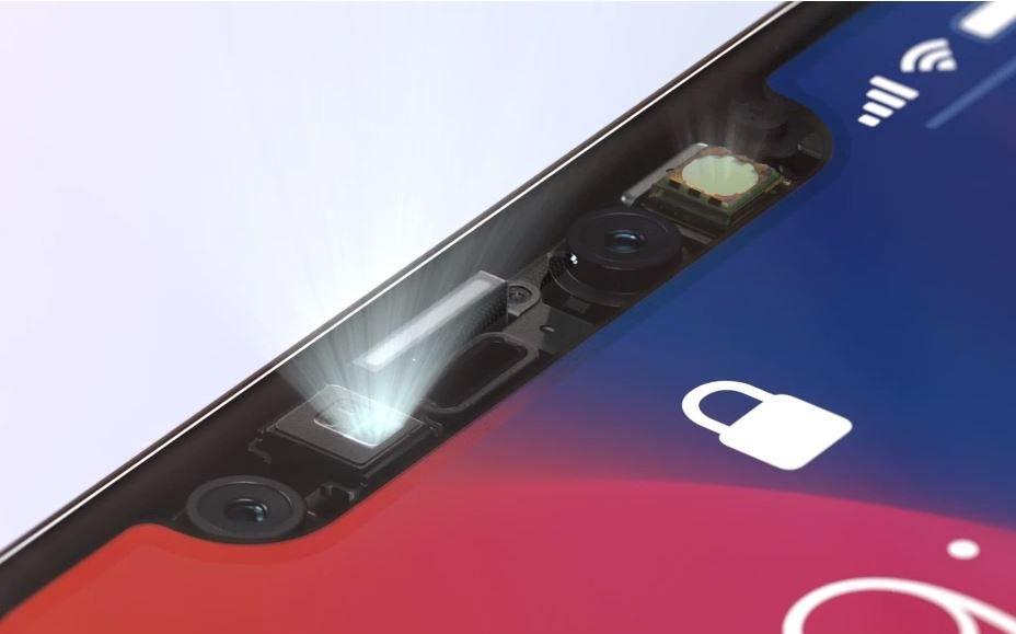 apple iphone x release date face ID
