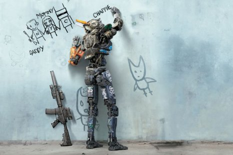 racist robots artificial intelligence AI chappie