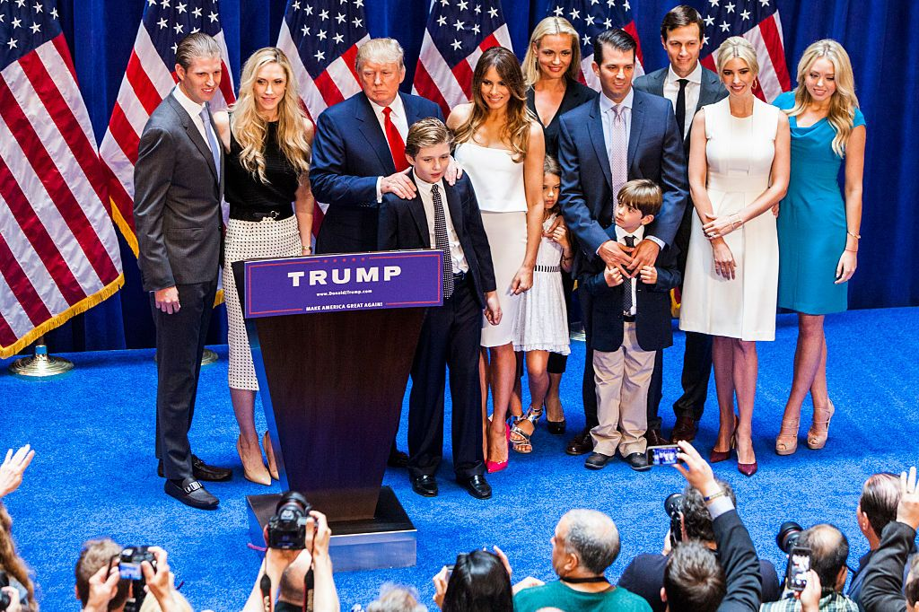 trump family nomination
