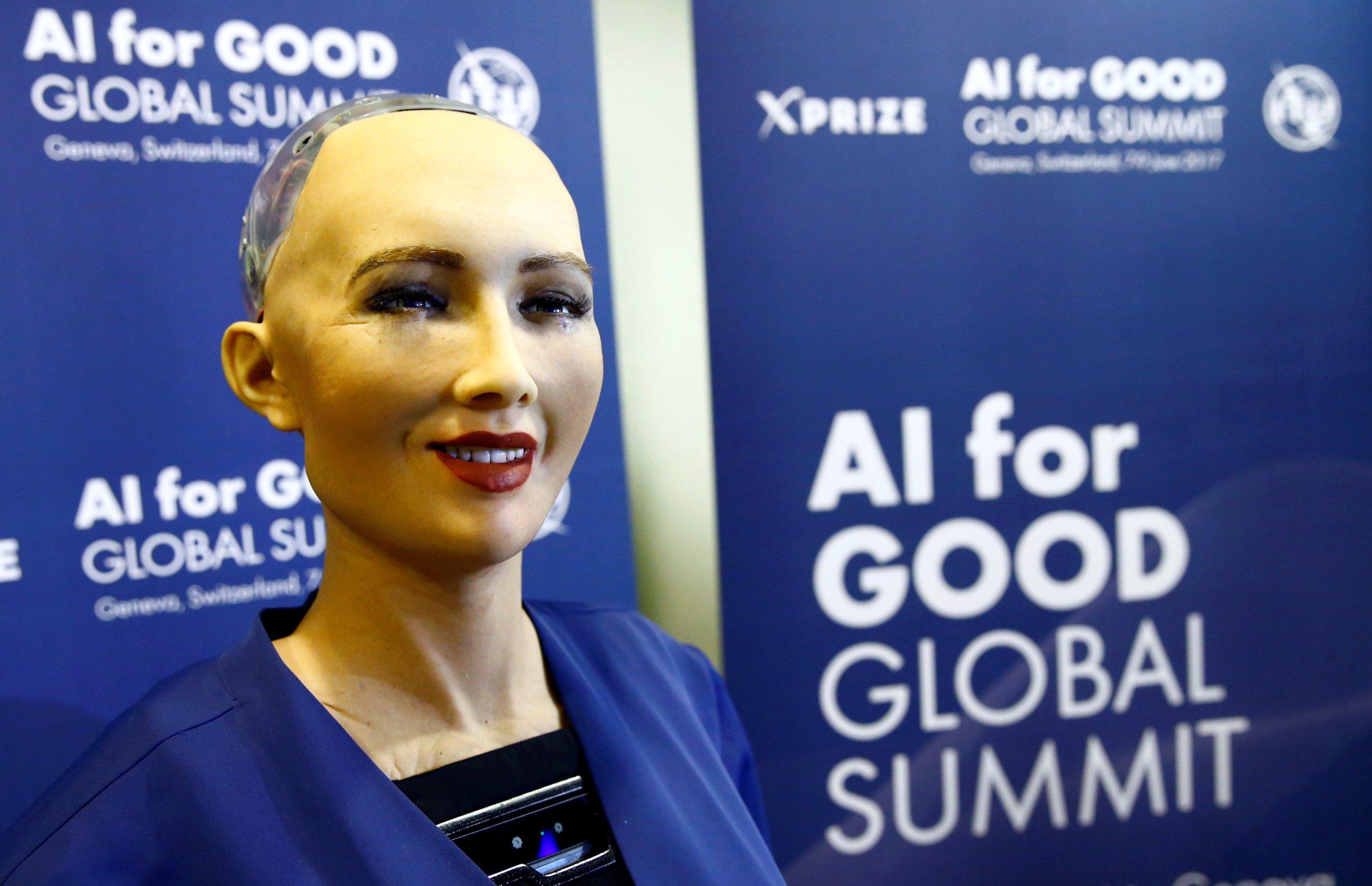 Saudi Arabia Gives Citizenship To A Non Muslim English Speaking Robot