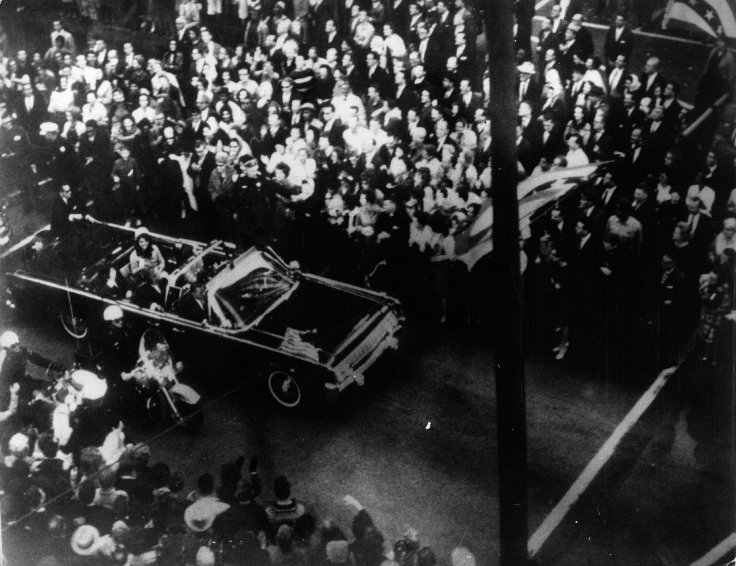 Kennedy Dallas Car