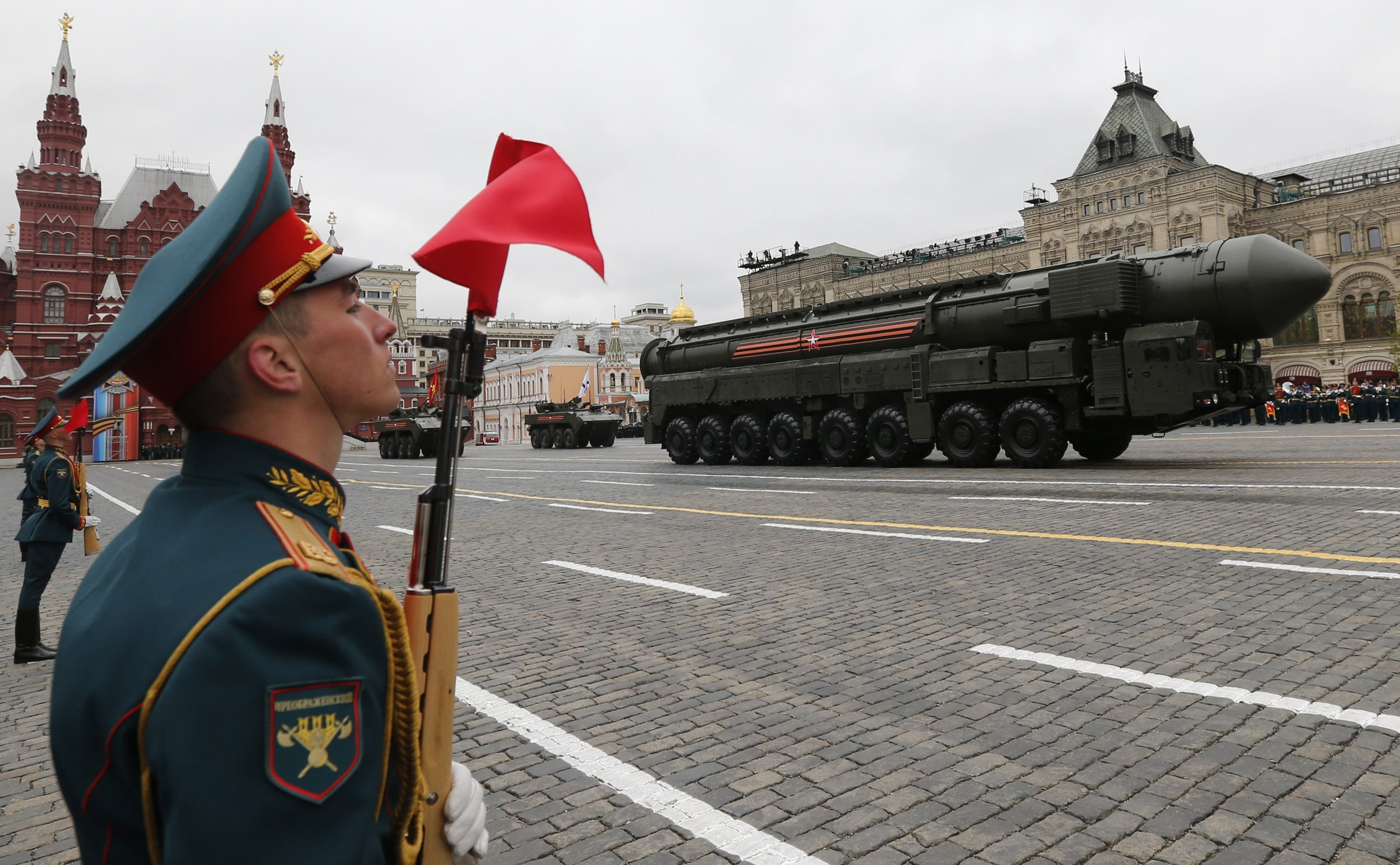 Biggest Threats to U.S. Are Nuclear War With Russia ...