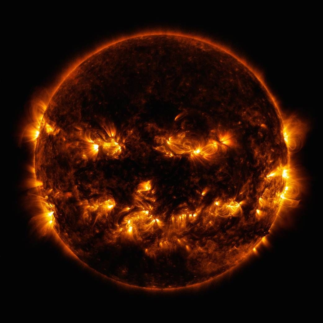 NASA Releases Creepy Radio Recordings From Space That Will ...