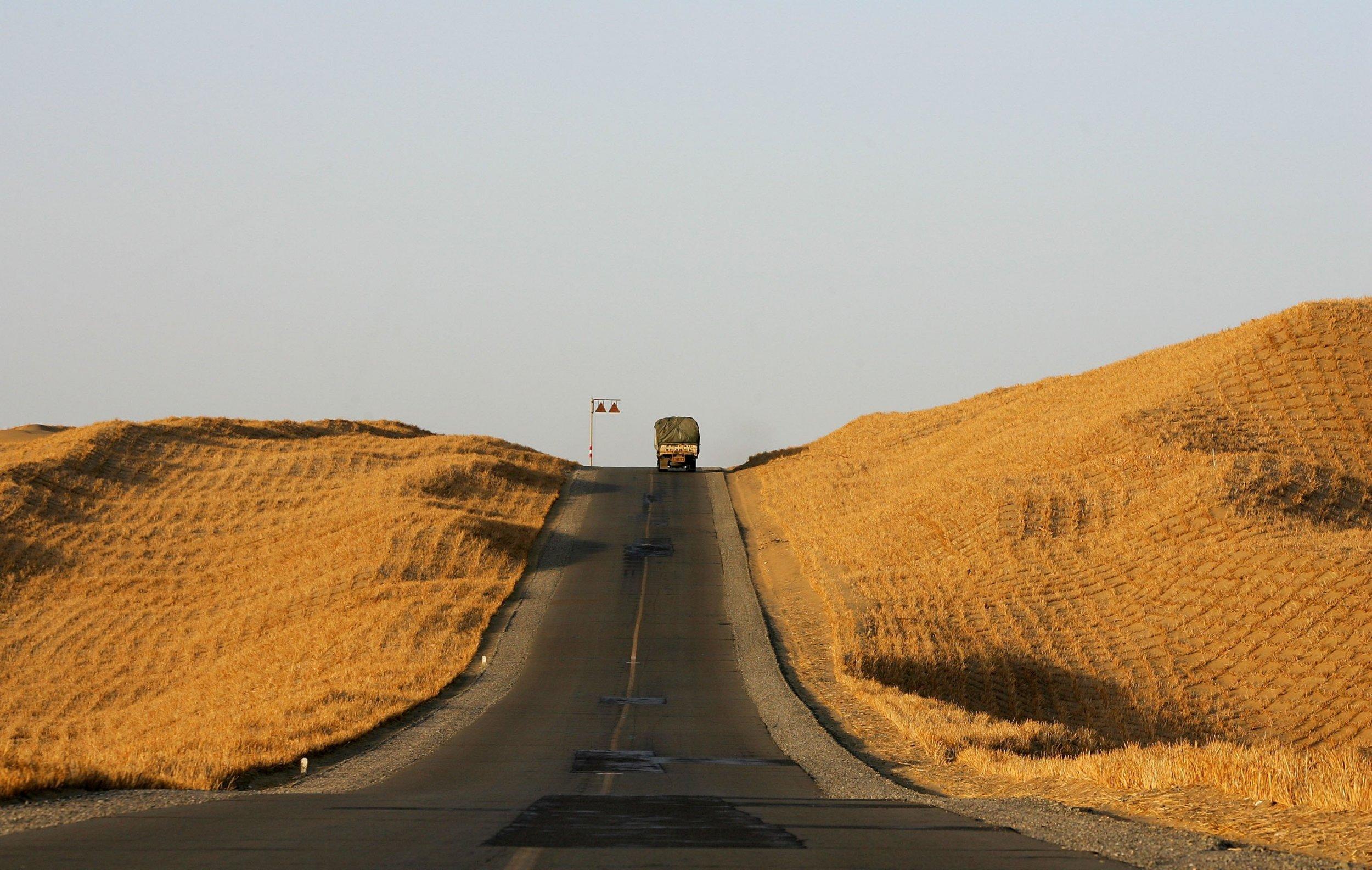 10_30_Taklimakan Desert