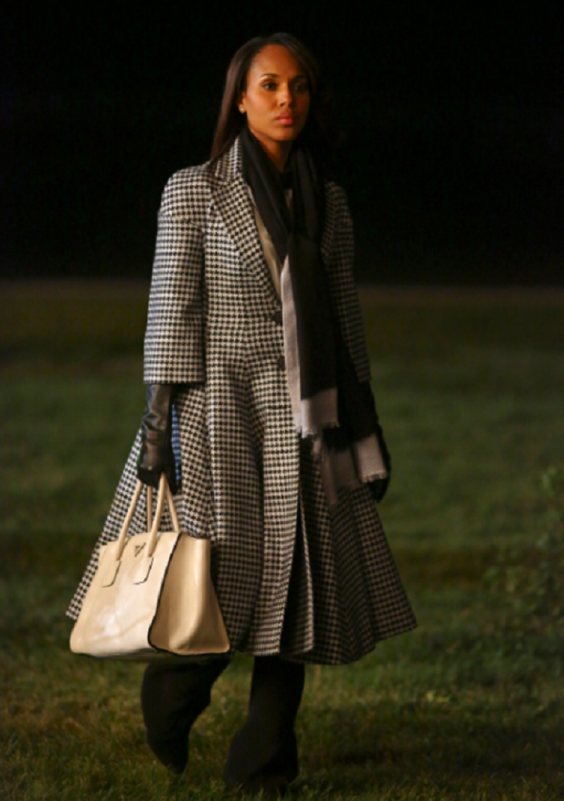 'Scandal's' costume designer Lyn Paolo shares her favorite Olivia Pope looks