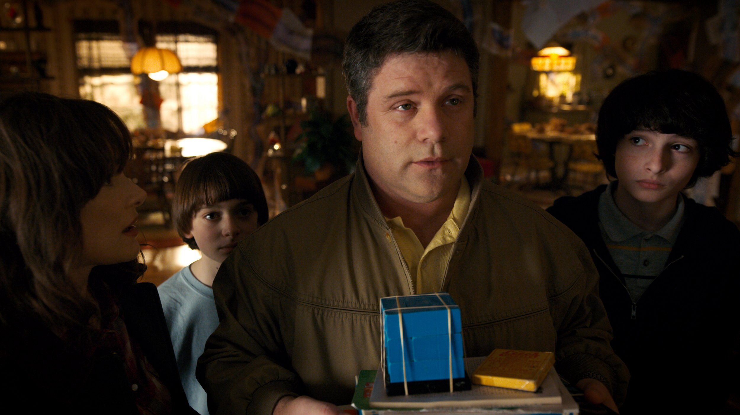 Stranger Things Actor Sean Astin Speaks Out After Friend