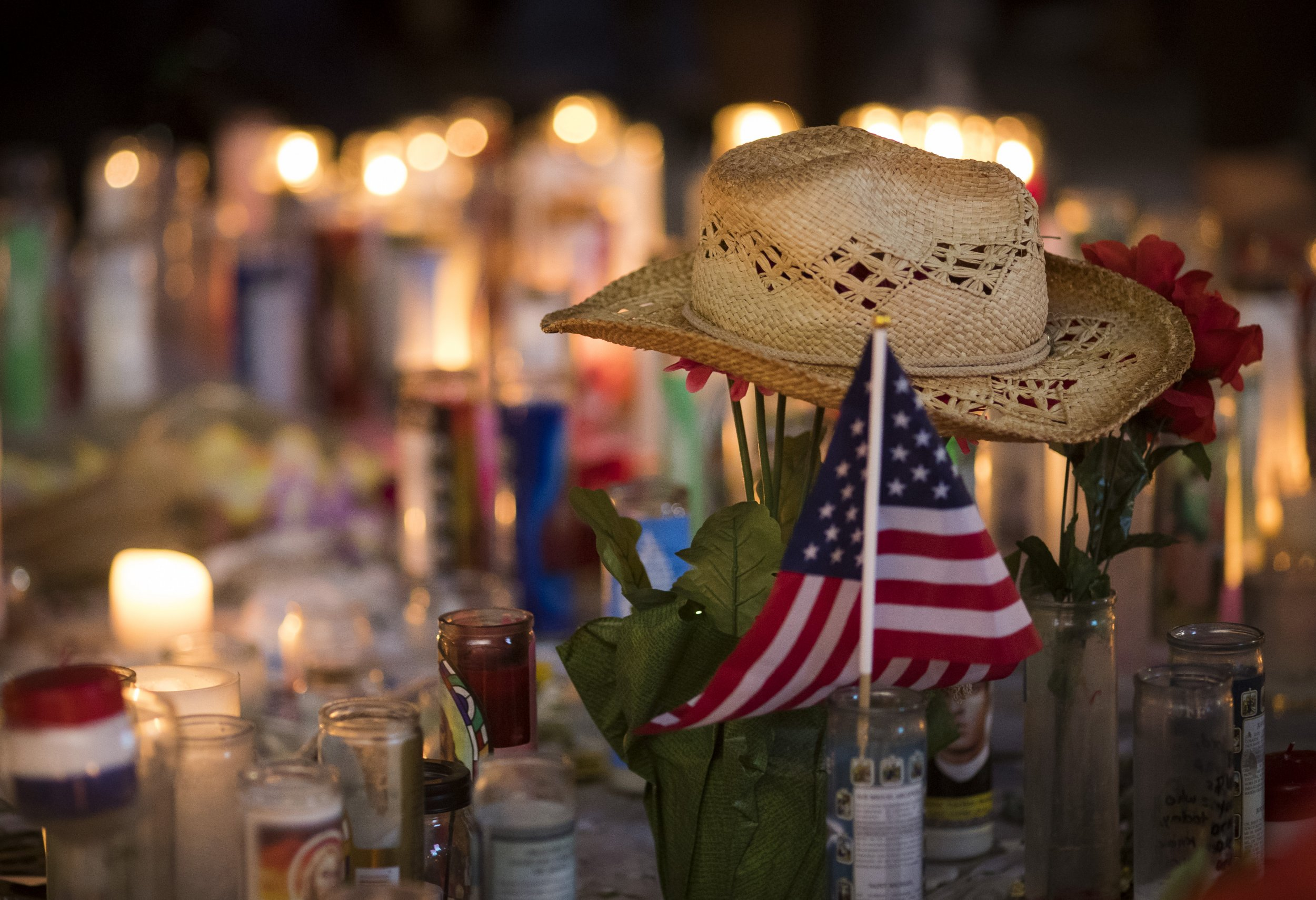 Las Vegas Shooting Survivor Couple Die In Fiery Crash