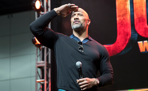 The Rock might be running for president in 2020