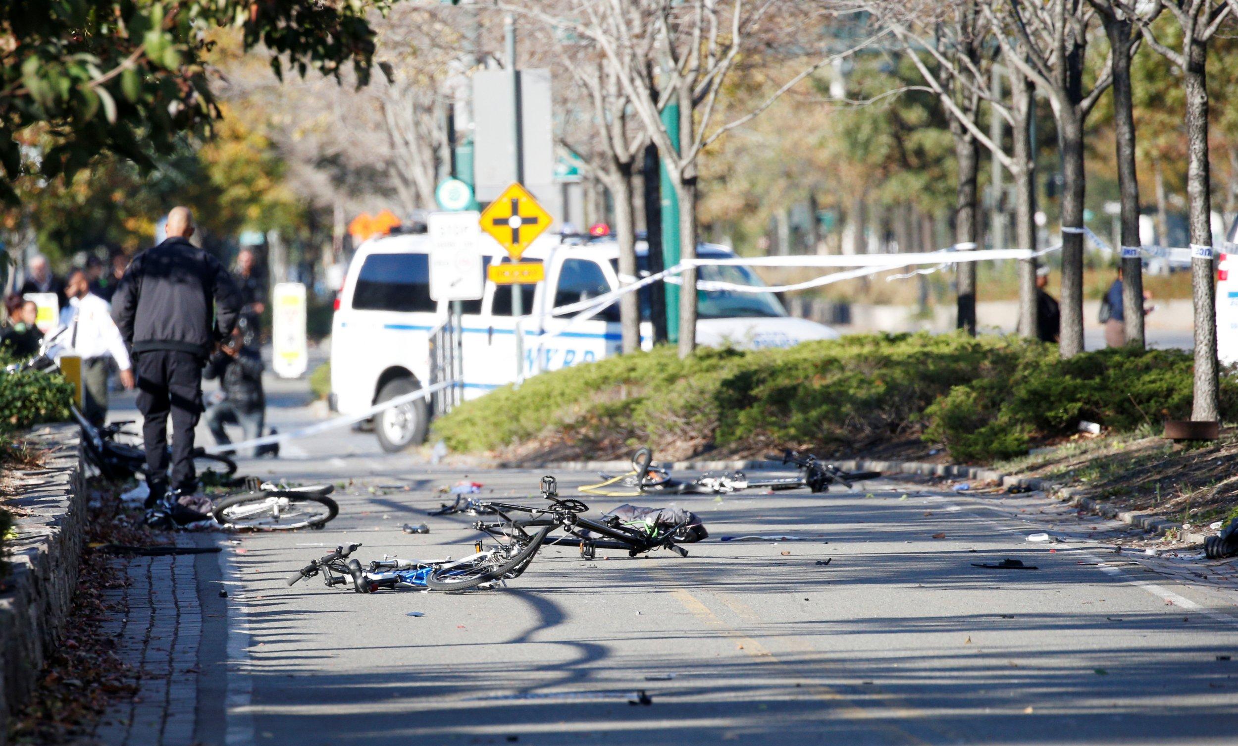 bikes attack