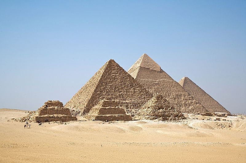 Great Pyramid of Giza: Everything You Need to Know About