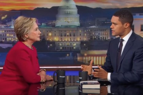 Hillary Clinton on The Daily Show