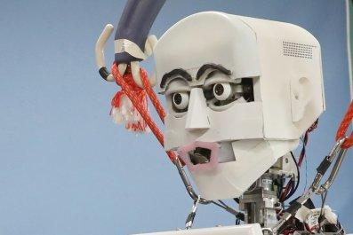 can machines be conscious robot AI