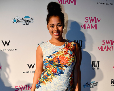 4be15a53c5d96 11_02_Tabria_Majors Model Tabria Majors attends Sports Illustrated and Wall  present SWIMMIAMI ...