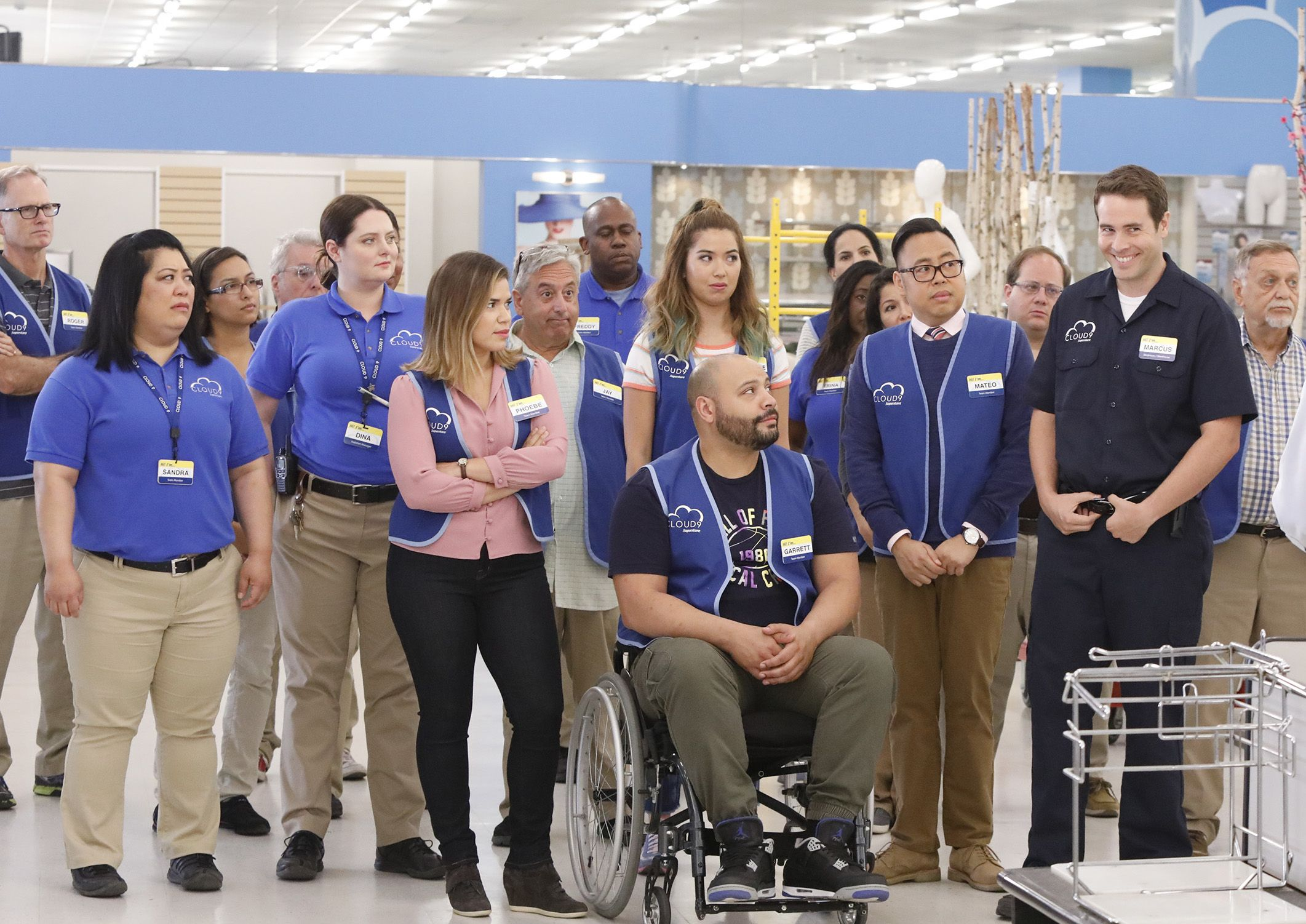 NBC's 'Superstore' Understands Middle America Better Than Trump