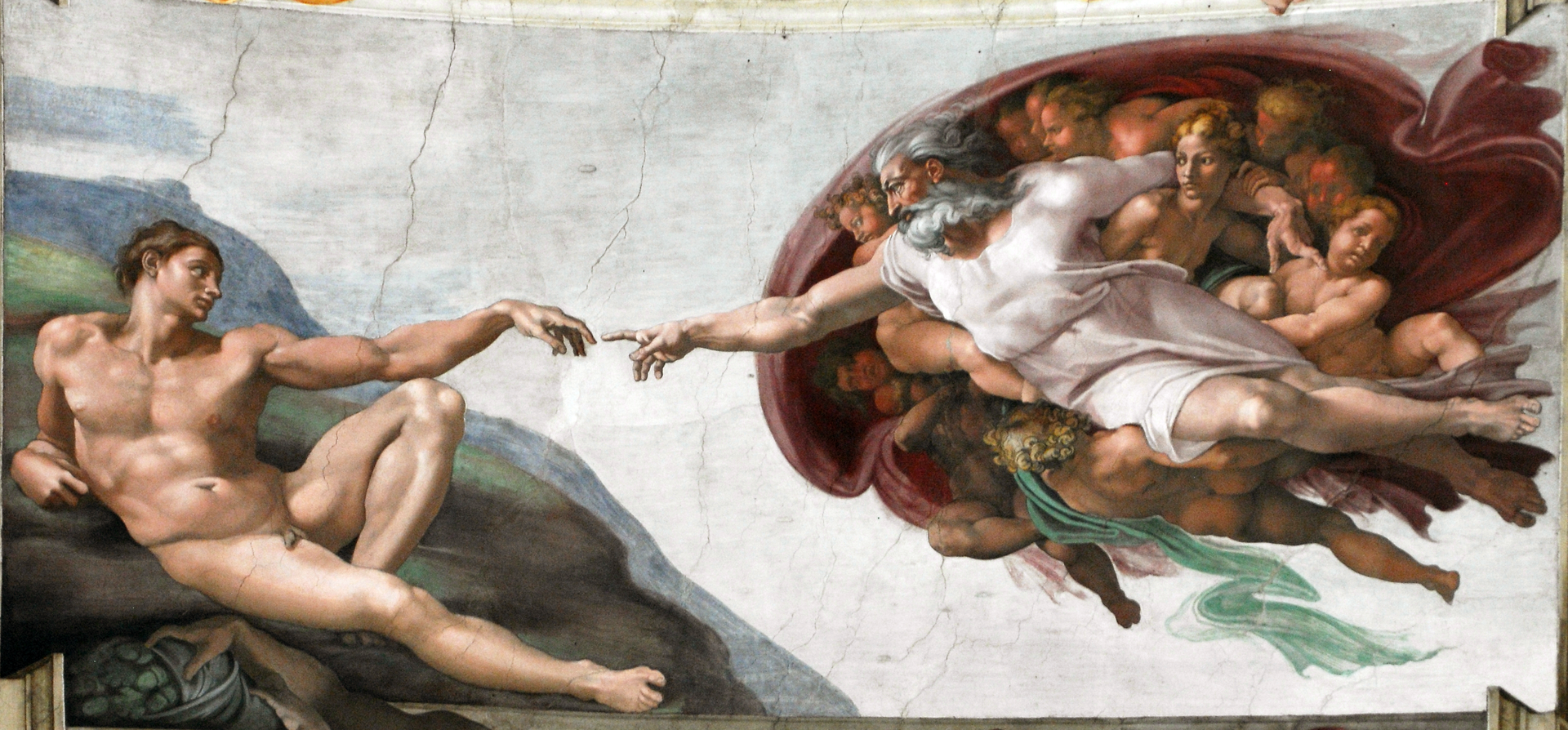11_03_Creation of Adam_God_Sistine_Chapel