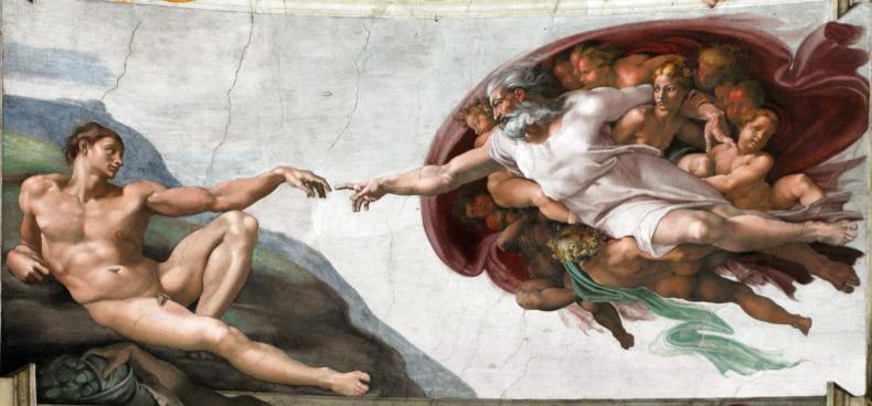 11_03_Creation of Adam_God_Sistine_Chapel