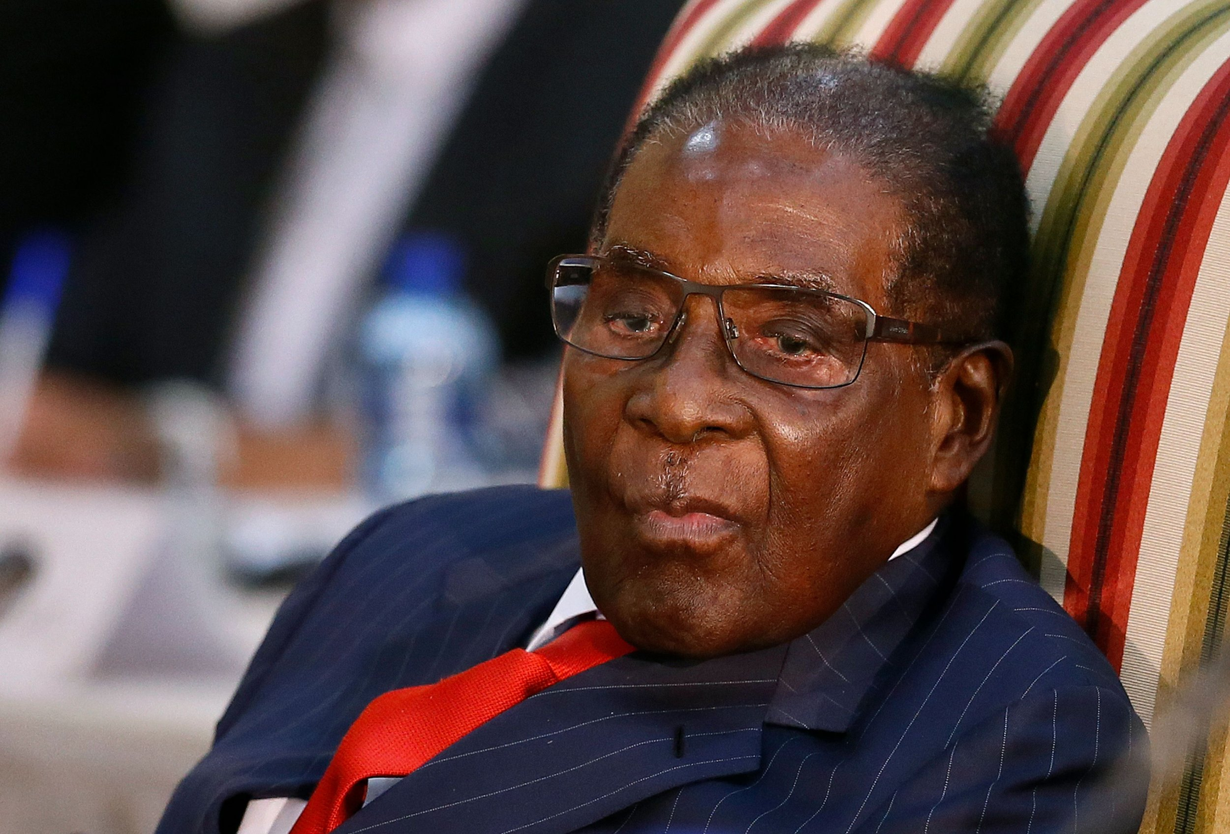 National Business Group On Health >> American Accused of Calling President Robert Mugabe a 'Goblin' on Twitter Arrested in Zimbabwe