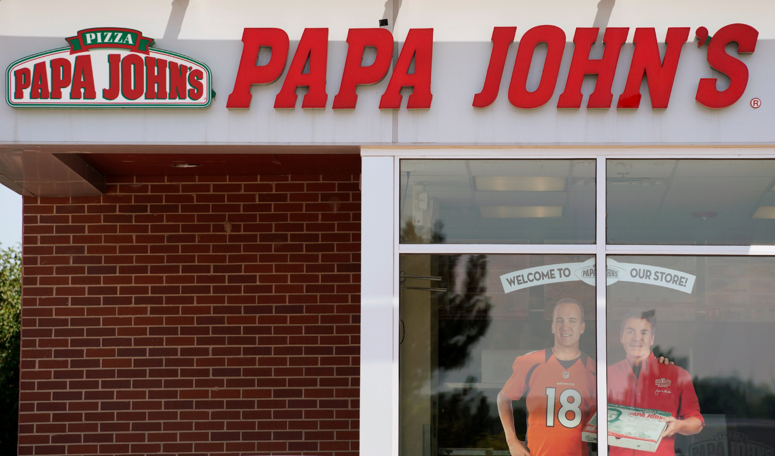 Alt-Right White Supremacists Claim Papa John's as Official Pizza